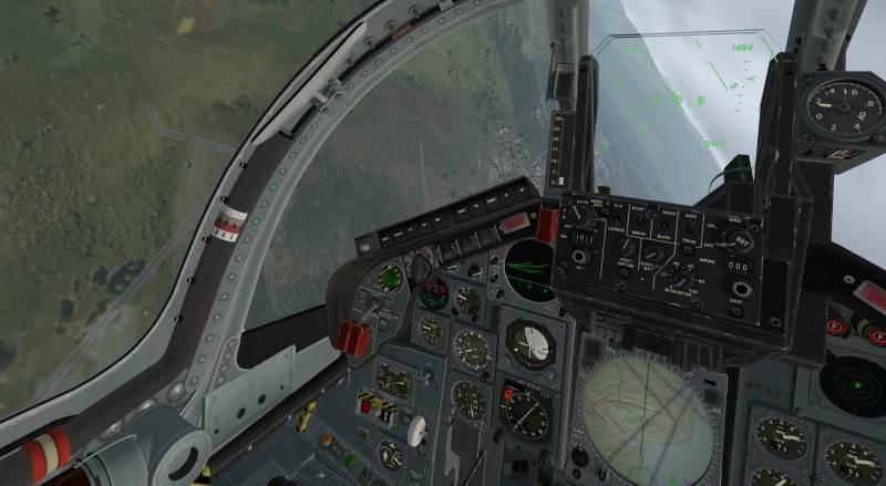 X-Trident Tornado for X-Plane 11 (beta)